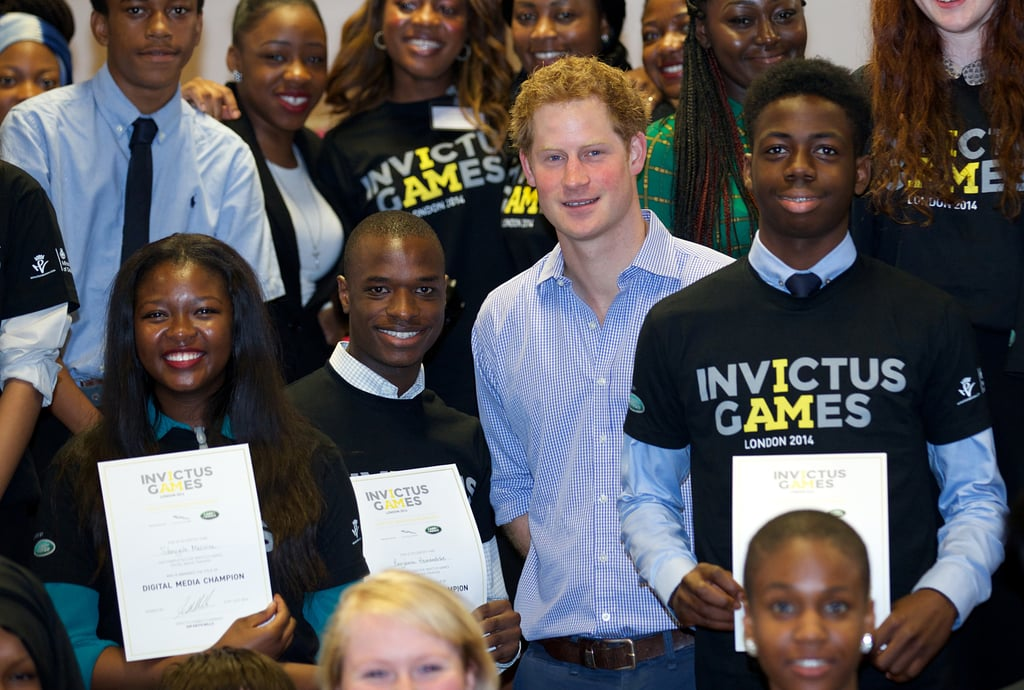 "Prince Harry: I ""Really Quite Hate"" Twitter"