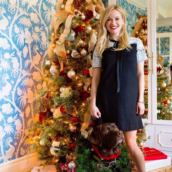 Reese Witherspoon Christmas Pictures