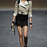 Fall 2011 Milan Fashion Week: Blumarine