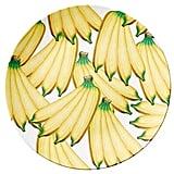 INNO-ARTS CORP. S/4 Banana Melamine Salad Plates