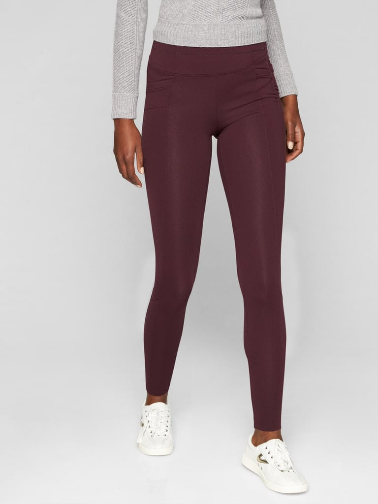 e14c311ed1eeb Athleta Metro High-Waisted Legging | Cheap Yoga Pants | POPSUGAR ...