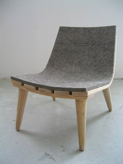 Child's Bentwood Chair ($300)