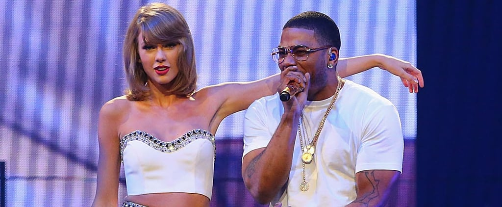 """Taylor Swift and Nelly Sing """"Hot in Herre"""""""