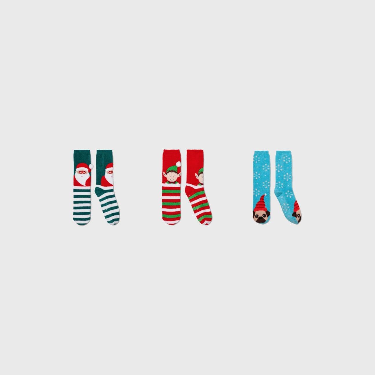 best christmas socks at target 2018 popsugar family - Christmas Socks Target