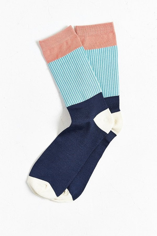 A Pair of Patterned Socks
