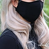 Filter PM 2.5 Face Mask with Filter Pocket