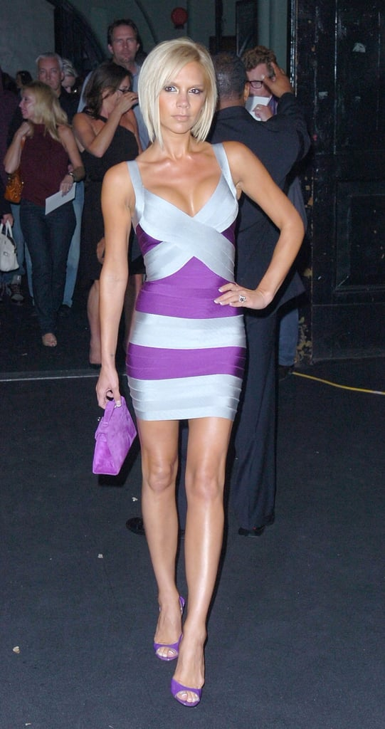 Celebrities Wearing Herve Leger Dresses