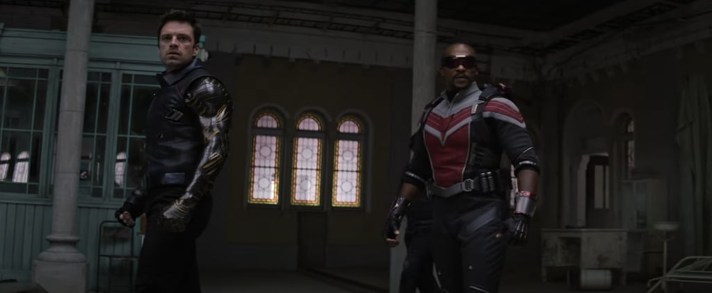 The Falcon and the Winter Soldier TV Series Trailers