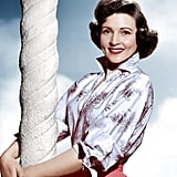 In 1958, a Brunette Betty White Secured Her Hot Pink Signature Lip