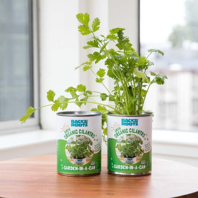 Back to the Roots Garden in a Can Herb Grow Kit Three Pack