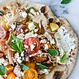 Grilled Chicken Pita Flatbreads
