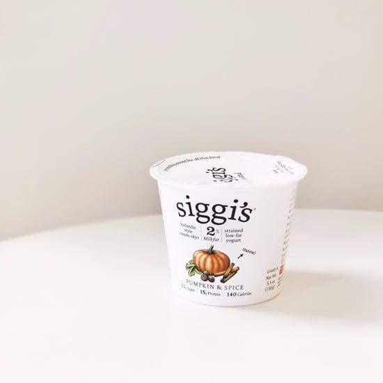 Siggi's Pumpkin & Spice Icelandic Yogurt