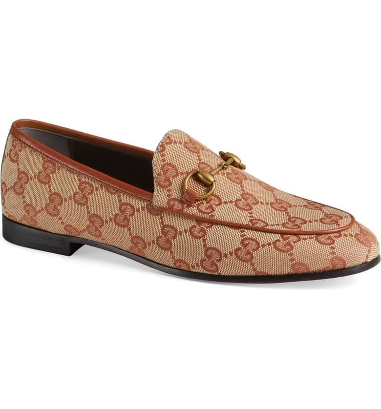 Gucci New Jordaan Loafers
