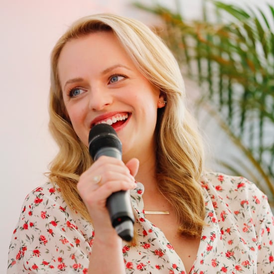 Elisabeth Moss Interview on Handmaid's Tale July 2017