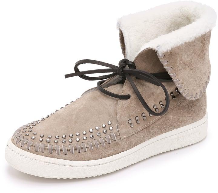 Thakoon Warwick 3 High Top Sneakers ($450)