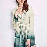 Free People Dip Dye Paint Suede Trench ($1,300)