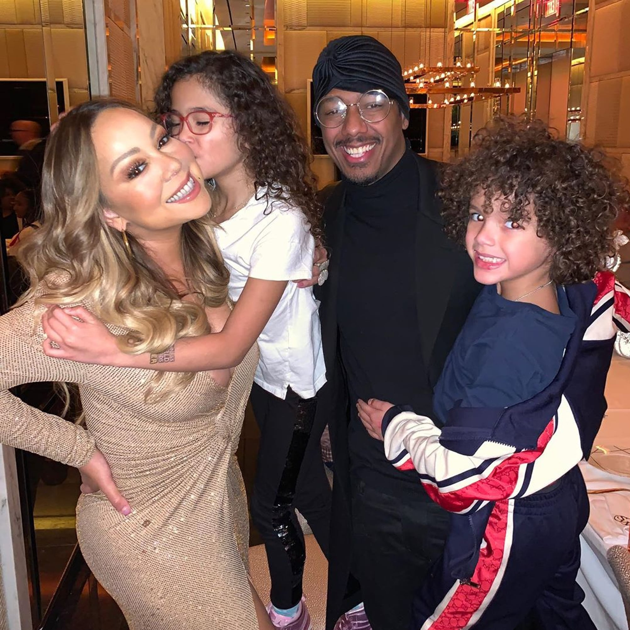 How Many Kids Do Mariah Carey and Nick Cannon Have? | POPSUGAR Family