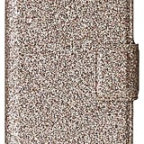 Kate Spade Glitter Wrap Folio Phone Case
