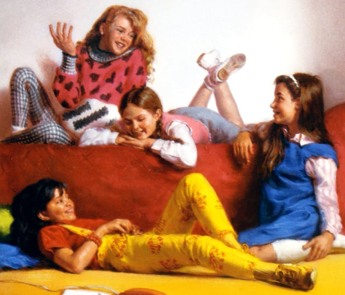 Attention: The Baby-Sitter's Club Members Would Now Be 40