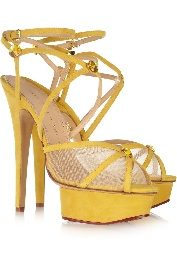 Charlotte Olympia on The Outnet