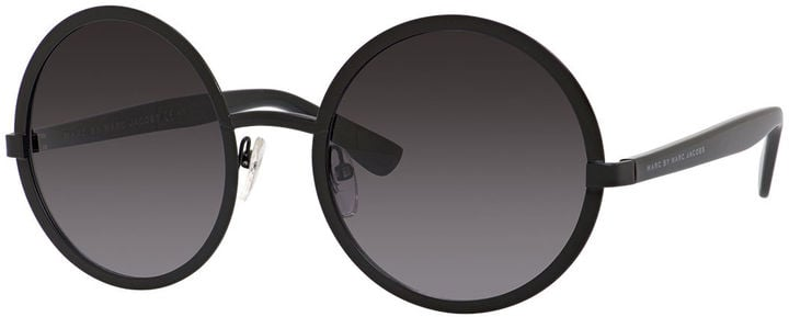 Marc by Marc Jacobs Round Acetate Sunglasses ($150)