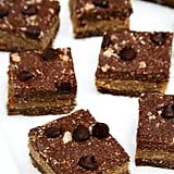 Healthy Chocolate Peanut Butter No-Bake Bars