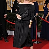 Meryl wore a Stella McCartney dress to the 2014 Screen Actor Guild Awards.