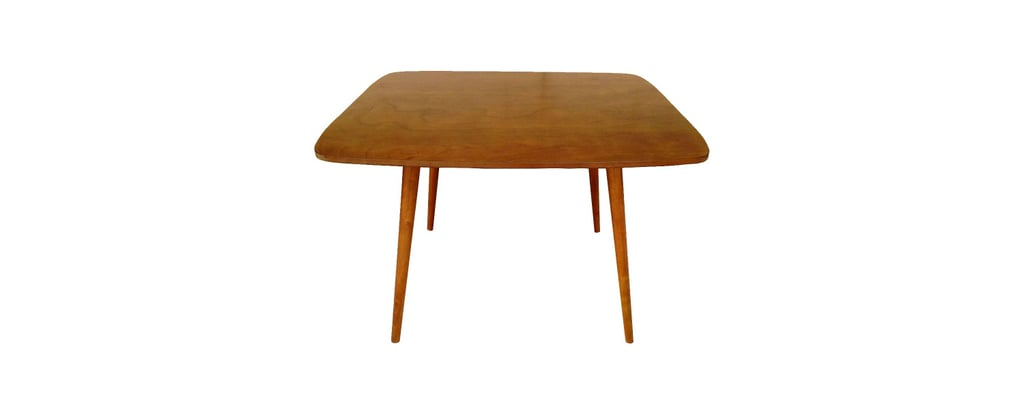 Affordable Dining Tables POPSUGAR Home : Porter Mid Century Modern Dining Table 200 from www.popsugar.com size 1024 x 415 jpeg 11kB