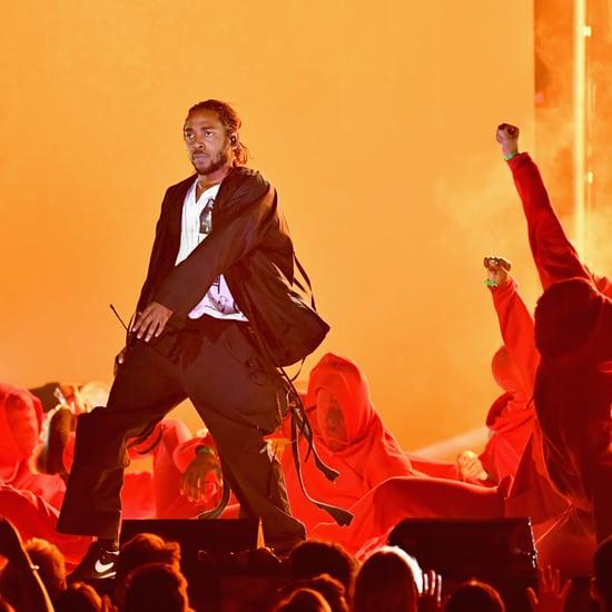 Kendrick Lamar 2018 Grammys Performance