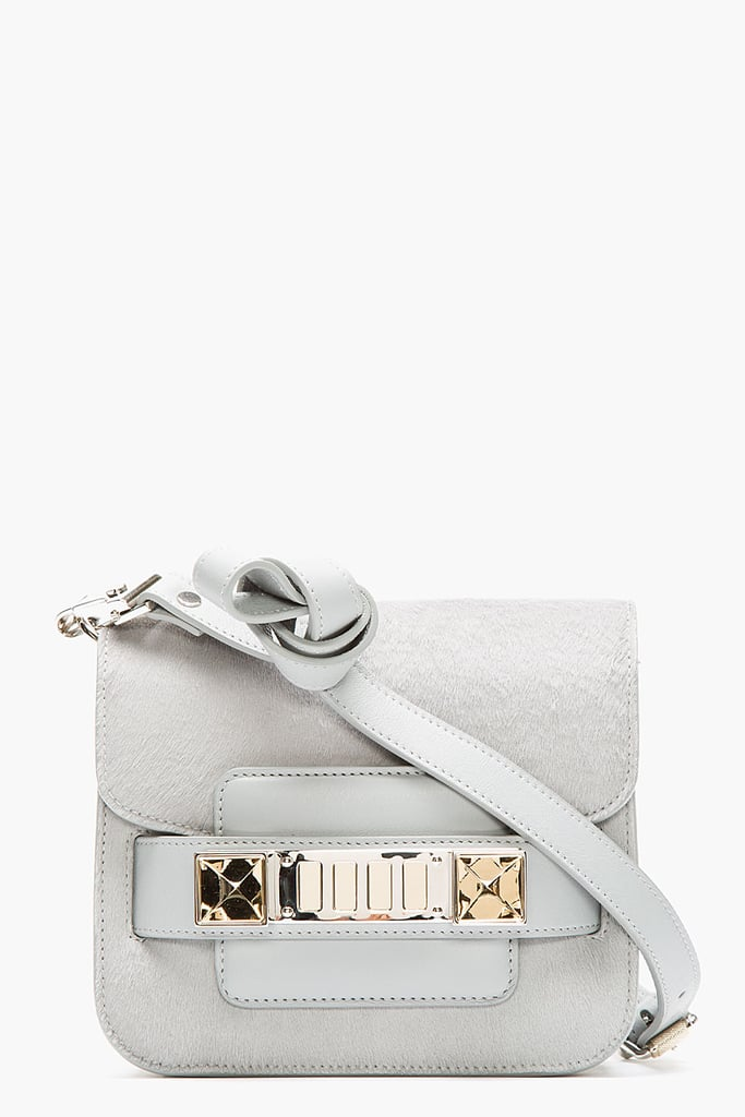 A Structured Cross-Body Bag
