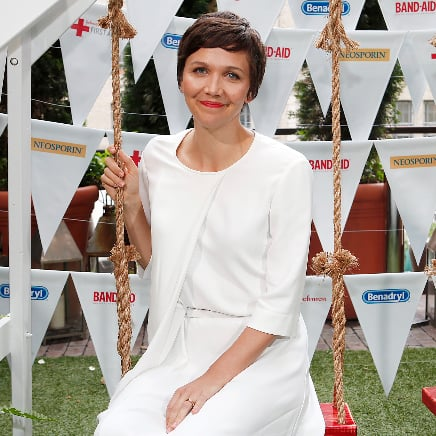 Maggie Gyllenhaal on Balancing Work and Motherhood
