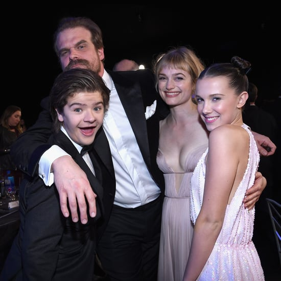 Millie Bobby Brown and Celebrites at the SAG Awards 2018
