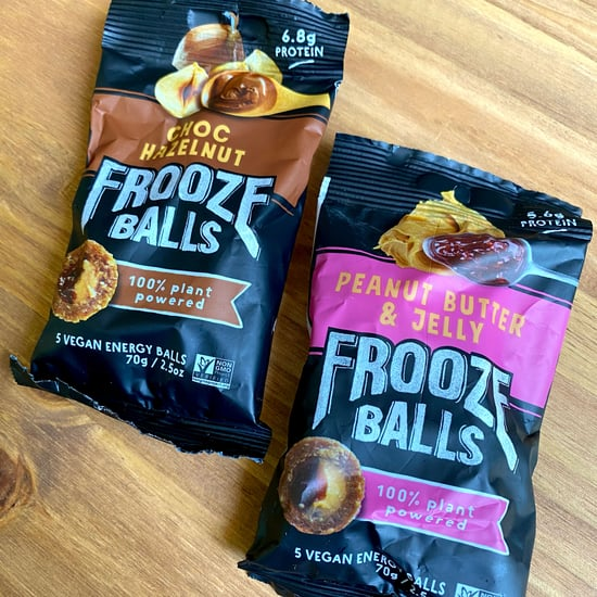 Trader Joe's Frooze Balls Energy Ball Review