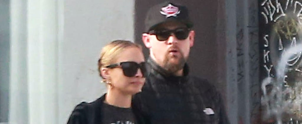 Nicole Richie and Joel Madden Grab Lunch in LA After Celebrating Their 6th Anniversary