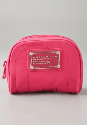Marc by Marc Jacobs Pretty Nylon Mini Cosmetics Case (approx $52)