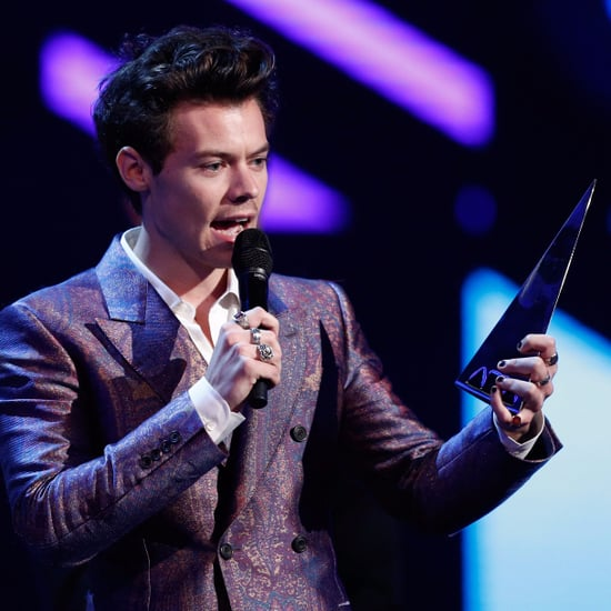 Harry Styles ARIAs Award Acceptance Speech