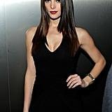 Ashley Greene at NYFW.