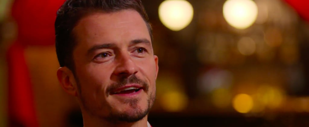 Orlando Bloom's Quotes About Katy Perry Today Show Aug. 2019