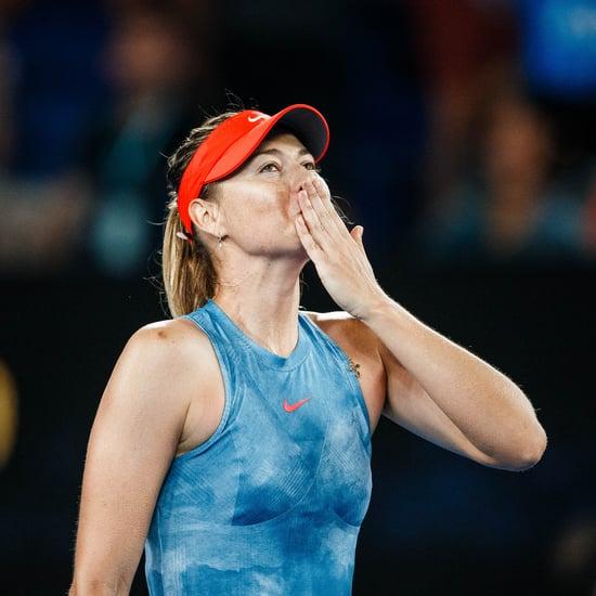 Maria Sharapova Announces Her Retirement From Tennis
