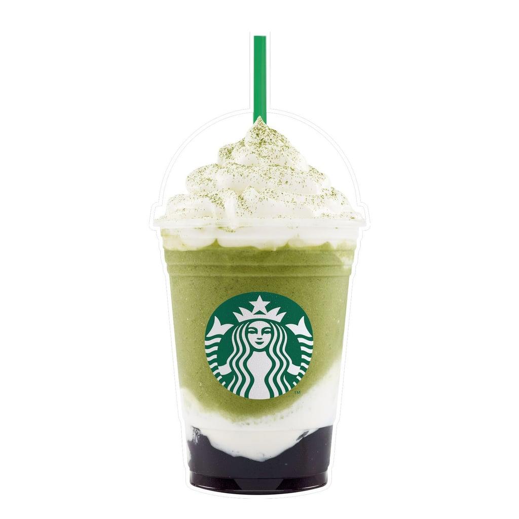 Starbucks Asia Frappuccinos 2017