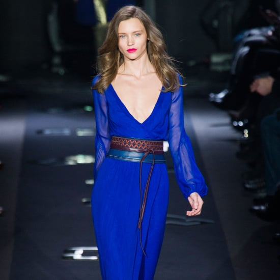 Diane von Furstenberg Runway | Fashion Week Fall 2013 Photos