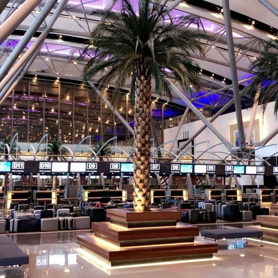 Muscat International Airport Revamp 2018