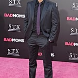 When He Looked Handsome on the Red Carpet