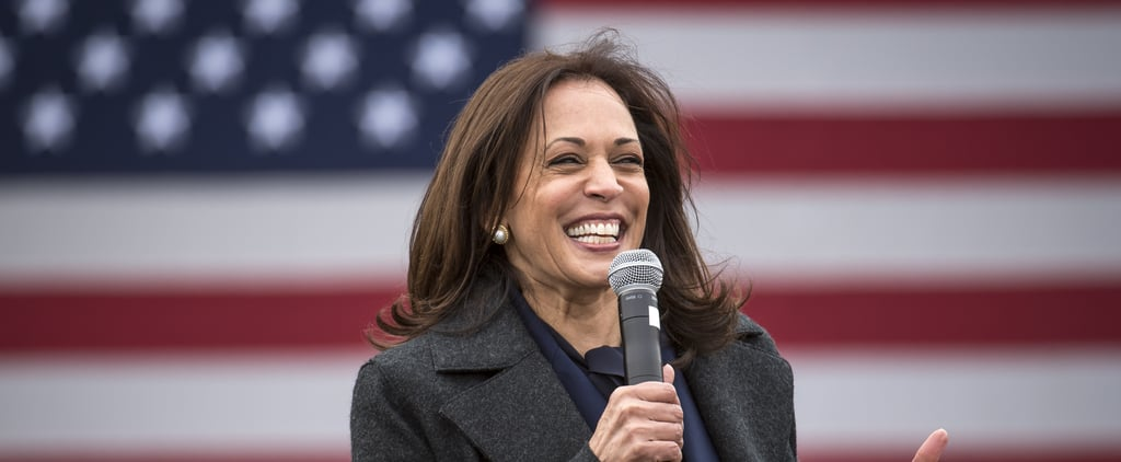 Kamala Harris's Straight Hairstyle Should Be Her Choice