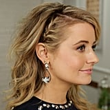 Chrissy Teigen's Hair How-To