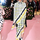 Liu Wen at the 2019 Met Gala
