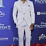 Sterling K. Brown at Frozen 2 Premiere
