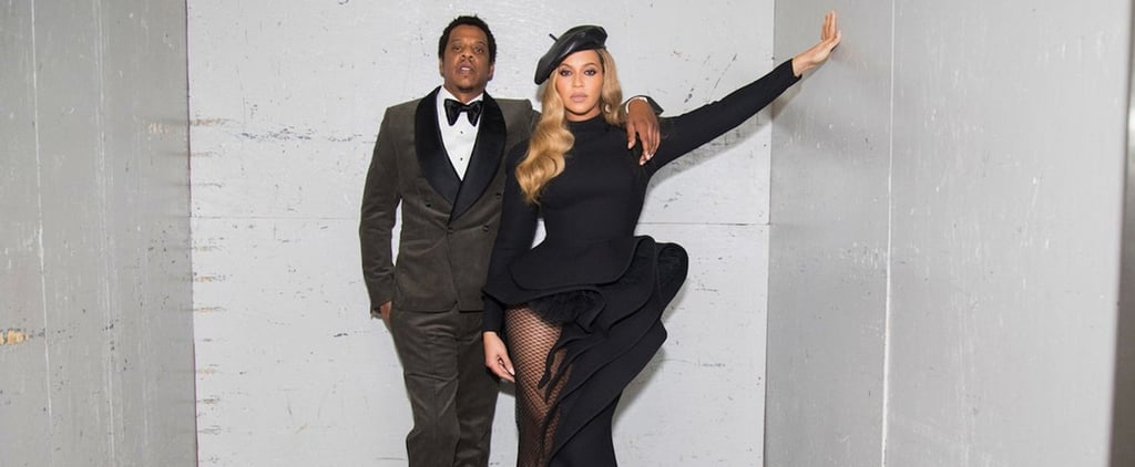 Only Beyoncé Could Wear a Beret on the Red Carpet and Look This Good