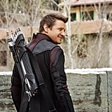 Hawkeye, aka Clint Barton