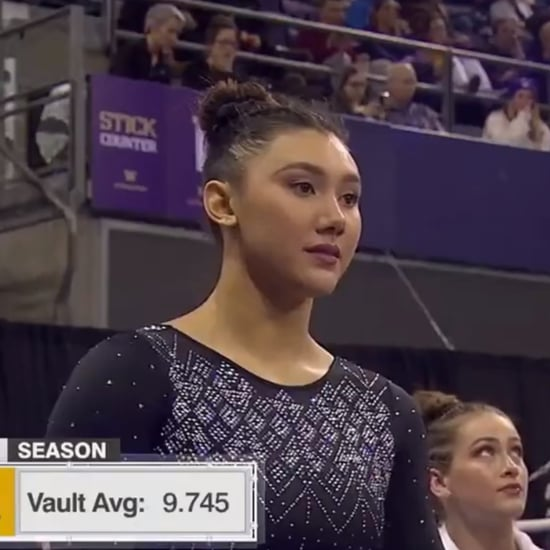 Kyla Ross's Perfect 10 on Vault February 2019